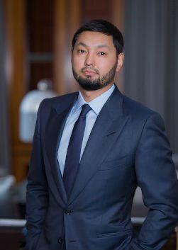 Бизнесмен Ракишев