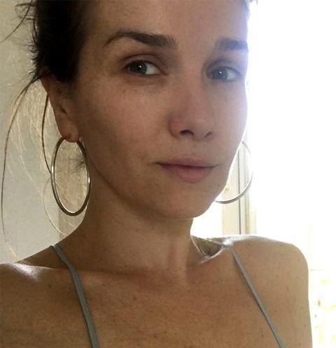 39-летняя Наталия Орейро шокировала фотографией без макияжа