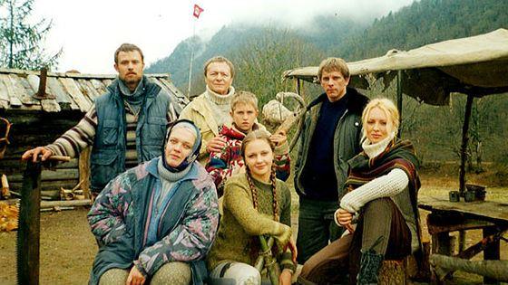 "The series ""Taiga. The survival course ""made Elena Xenofontov known"