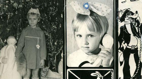 Children's photo Elena Ksenofontovoy