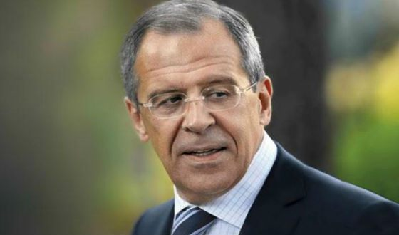 Sergey Lavrov is the head of Ministry of Foreign Affairs of the Russian Federation