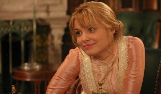 Татьяна Арнтгольц в сериале «Талисман любви»