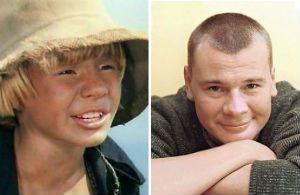 Советские дети актеры сейчас 50