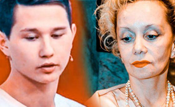 Евдокия Германова не хочет видеться с бывшим сыном