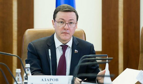 Dmitry Azarov in the Federation Council