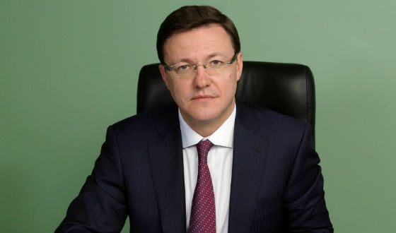 Acting Governor of the Samara Region Dmitry Igorevich Azarov