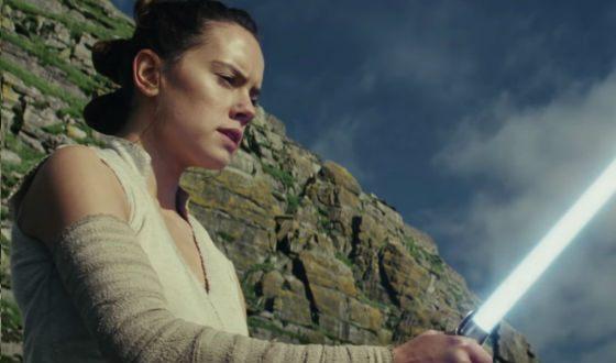 Кадр из фильма «Звездные войны: Последние джедаи»