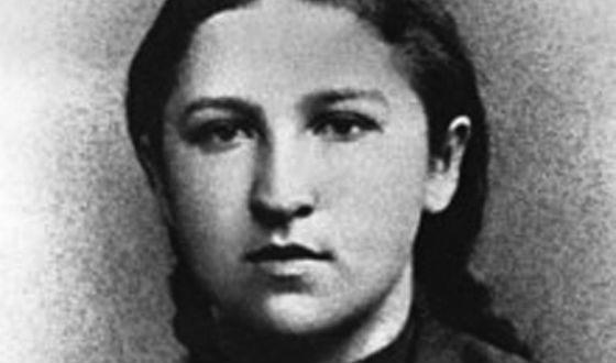 Vera Zasulich was born in a noble family