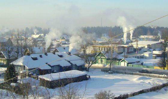 The rest of the days Irina Kakhovskaya spent in Maloyaroslavets