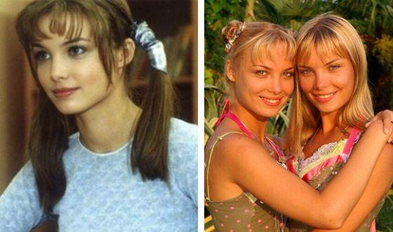 Актерская карьера сложилась у обеих сестер Арнтгольц