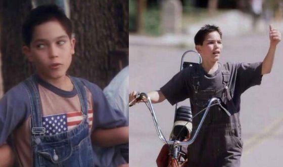 "Little Tyler Hacklin in the movie ""Family Tree"" (1999)"