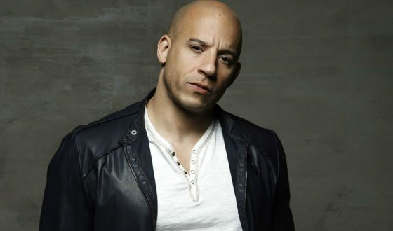 Vin Diesel is an action star and a family man