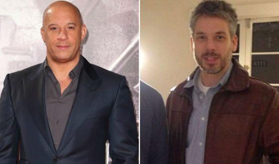 Vin Diesel has a twin brother Paul