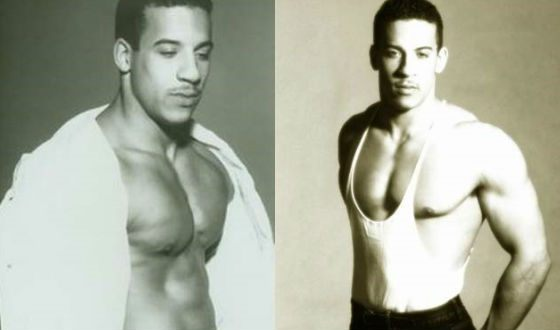 At the age of 17 Vin Diesel began working as a bouncer at a night club