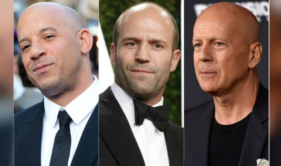 Vin Diesel is often confused with Jason Statham and Bruce Willis
