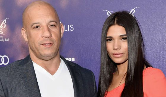 Paloma Jimenez is a common-law wife of Vin Diesel