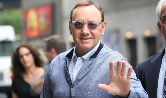 Kevin Spacey's career can be considered ruined