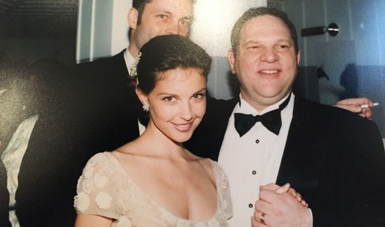 Ashley Judd was one of the first to accuse Weinstein of harassment