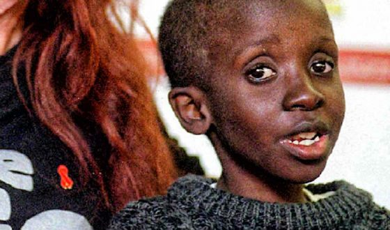 Nkosi Johnson was a child who turned the world's attitude towards AIDS