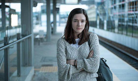 Sonya Metelitsa - a young actress from Poland