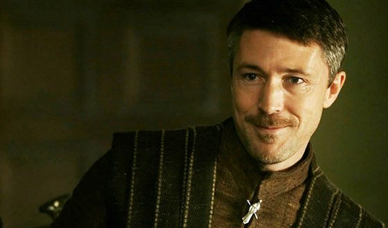 """Game of Thrones"": Aidan Gillen in the role of Peter Beilish, Pinky"