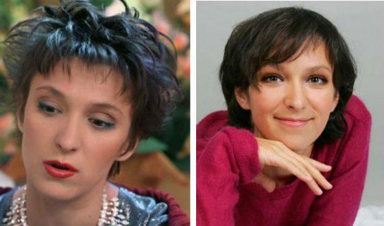 Olesya Zheleznyak is a wonderful character actress
