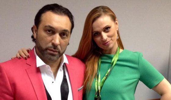 In the photo: Jan Marty and Natalia Sazonova