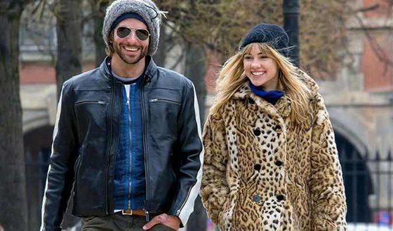Suki Waterhouse dated with Bradley Cooper
