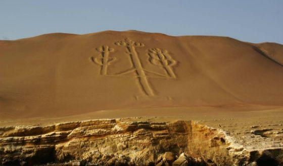 О происхождении рисунков в пустыне Наска доподлинно ничего не известно