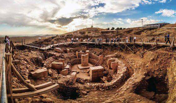Гебекли-Тепе — древнейший храмовый комплекс на территории Турции