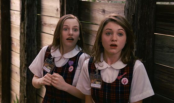 Natalia Dyer's first role in