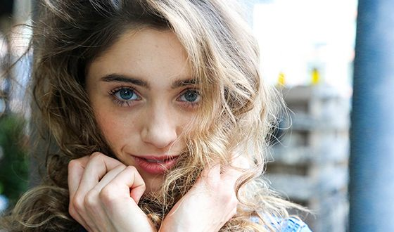 Natalia Dyer is a rising movie star