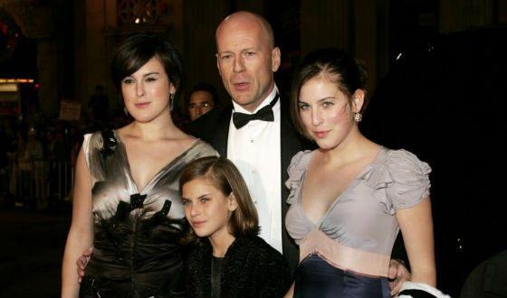 Брюса уиллиса родилась пятая дочь брат 2 актеры роль сухорукова