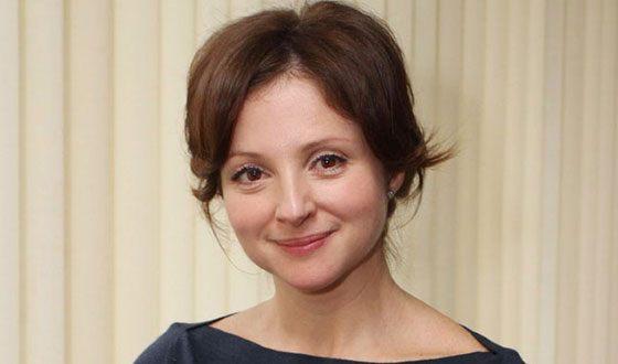 Русские родственники актрисы анны полиной