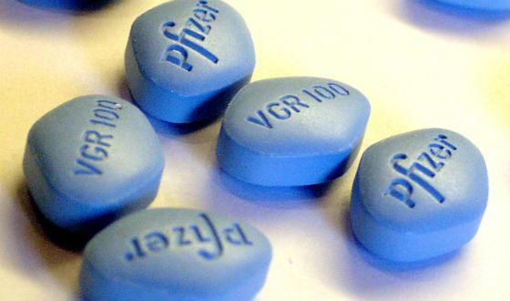Виагра создавалась как лекарство от сердечно-сосудистых болезней