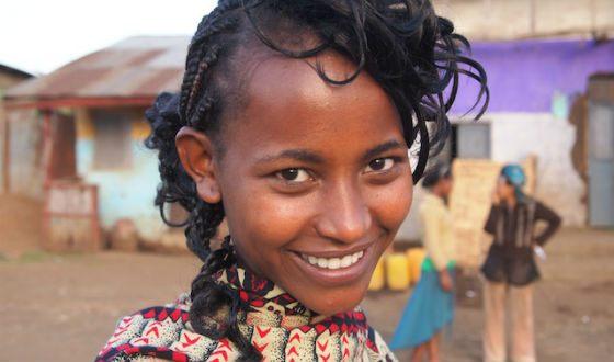 Чтобы быть богатым в Эфиопии, много денег не требуется