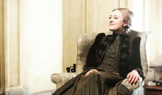 Dakota Fanning in the promotional series «The Alienist»