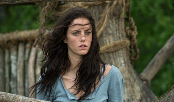 Beautiful Kaya Scodelario in «Maze Runner»