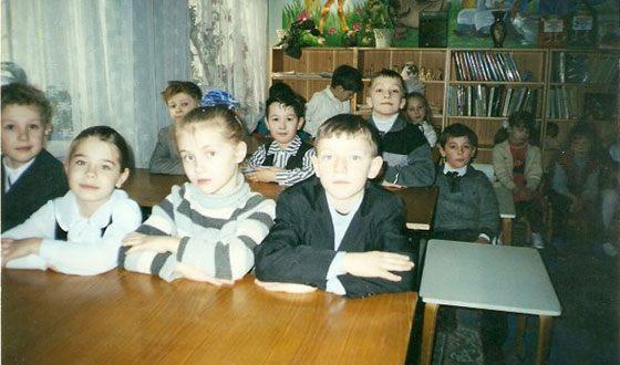 School photo of Valeria Burduzh