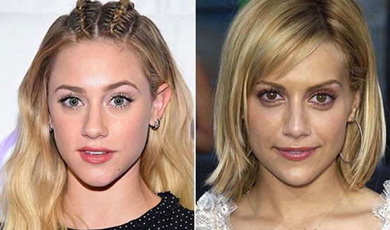 Lili Reinhart looks like Brittany Murphy in some way