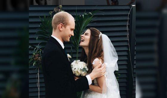 Wedding photo Valeria and Dmitry