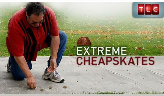 "Advertising reality show ""Extreme Savings"""