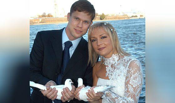 Wedding photo of Tatiana Bulanova
