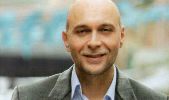 Evangelos Katsiulis - perhaps the smartest doctor in the world