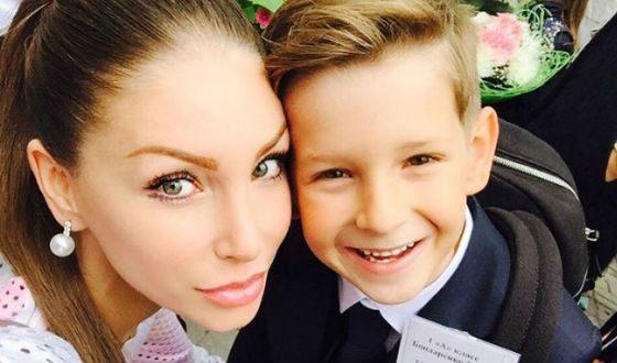 стрижка юлия чиклиева фото с сыном кто чувствовал кожей