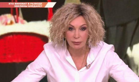 Татьяна Васильева в шоу «Бабий бунт»