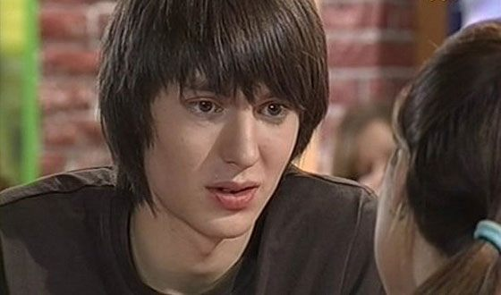 """Neil Kropalov in the TV series """"Stepmother"""""""