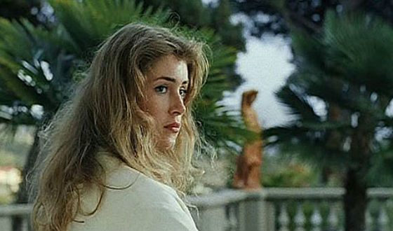 Мария Шукшина в картине «Американская дочь»