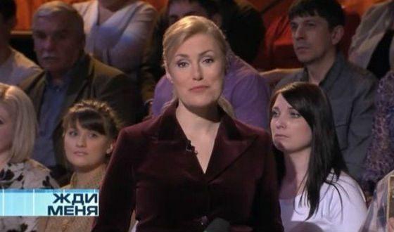 Мария Шукшина вела «Жди меня» 16 лет