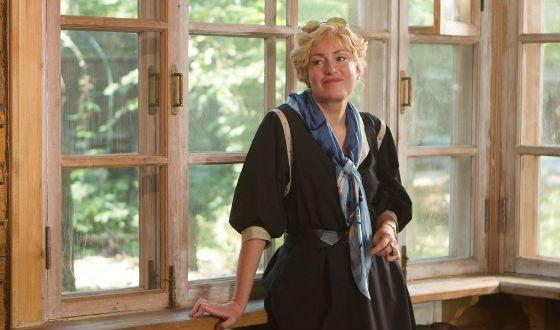 Мария Шукшина в сериале «Серебряный бор»